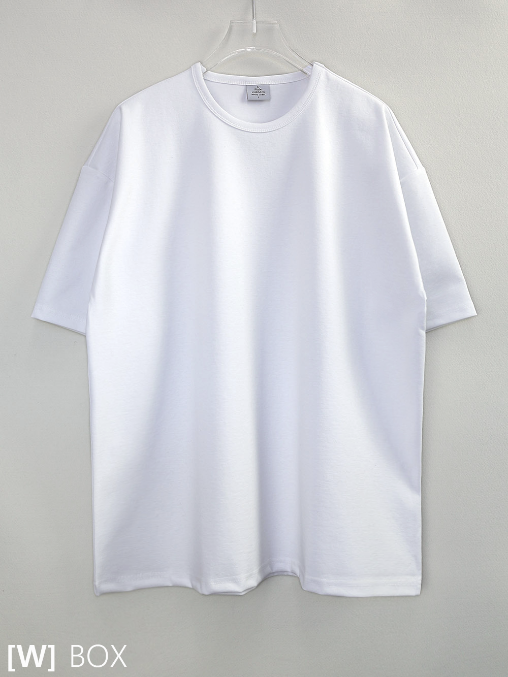 20-21ss [WHITE LABEL] 뉴 스트릿 박스핏 - 5color
